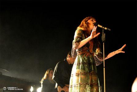 #6 Florence + The Machine