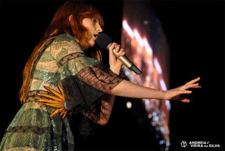 #9 Florence + The Machine
