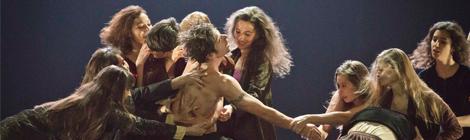 Orfeu e Eurídice no Teatro Camões