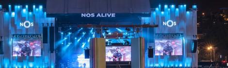 NOS Alive - 1º dia (09/07/2015)