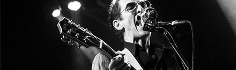 The Legendary Tigerman actua no próximo + Música + Ajuda