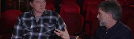 Quentin Tarantino e Paul Thomas Anderson à conversa sobre cinema