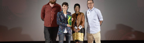 Leonor Teles premiada em Hong Kong