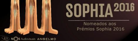 Prémio SOPHIA 2016 – Os Nomeados