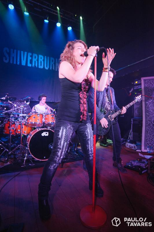 #12 Shiverburn