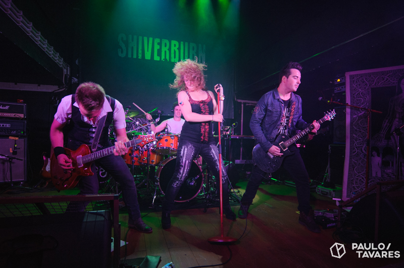 #15 Shiverburn