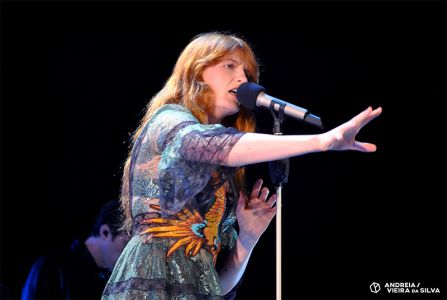 #7 Florence + The Machine