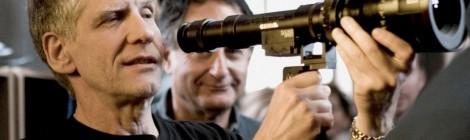 Masterclass no LEFF - Trabalhar com David Cronenberg