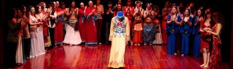 Gala Mohamed Shahin em Portugal, Auditório Orlando Ribeiro