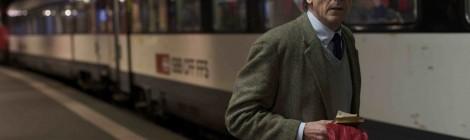 "Reportagem ""Night Train to Lisbon"" (com Bille August e Jeremy Irons)"