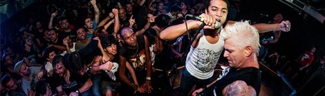 Biohazard na República da Música (26/10/2013)