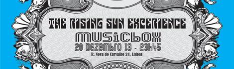 The Rising Sun Experience actuam no Musicbox