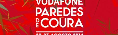 Vodafone Paredes de Coura 2014: Antevisão