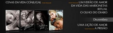 Dezassete Filmes de Ingmar Bergman com novas edições em DVD
