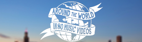 Around The World In 80 Music Videos: os 3 vídeos gravados em Portugal