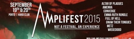 Full of Hell no Amplifest