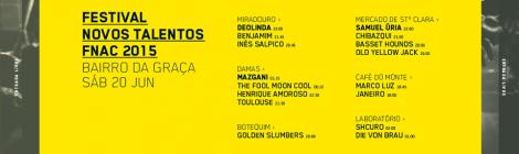 FNAC revela novos valores da música portuguesa