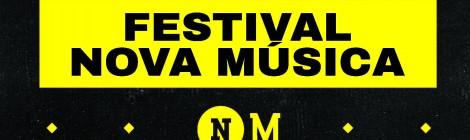 Quarta edição do Festival Nova Música com cariz solidário