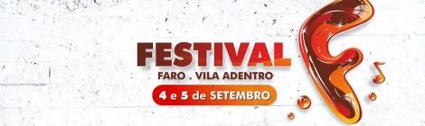 Faro recebe a 2ª edição do Festival F em setembro