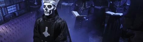 Ghost estreiam-se em Portugal