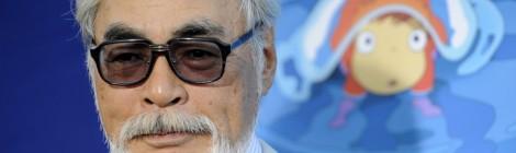 Retrospectiva Hayao Miyazaki em Viana do Castelo