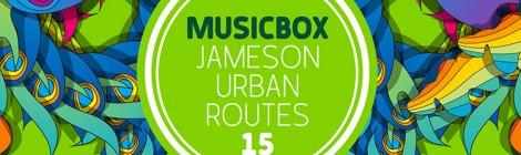 Jameson Urban Routes 2015: Antevisão