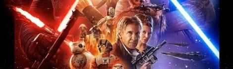 The new poster awakens