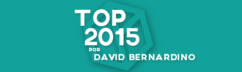 Top 10 de 2015 por David Bernardino