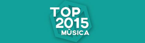 Top 20 de 2015: Álbuns do ano
