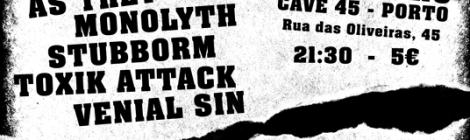 W:O:A Metal Battles regressam em 2016