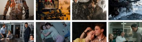 A caminho dos Óscares 2016: Os Filmes