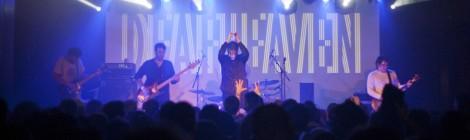 Deafheaven no RCA Club (04/03/2016)