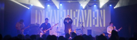 Deafheaven no Hard Club (05/03/2016)
