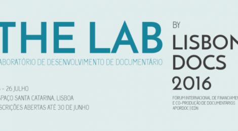 THE LAB by Lisbon Docs
